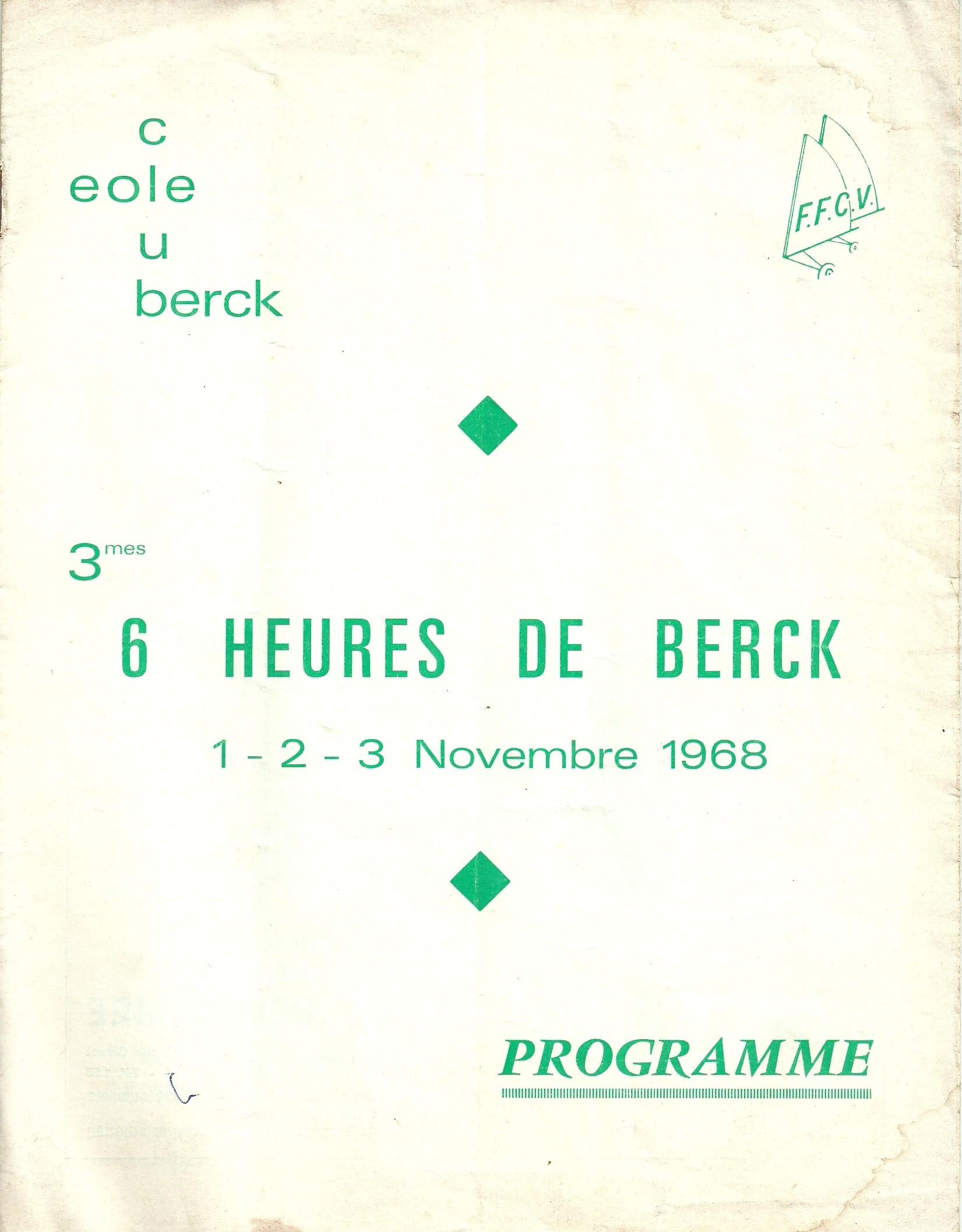 Affiche 1968