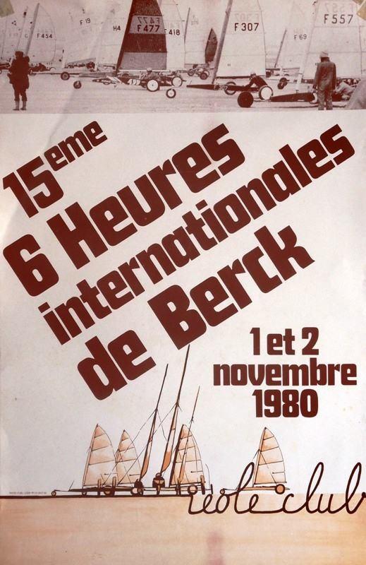 Affiche 1980