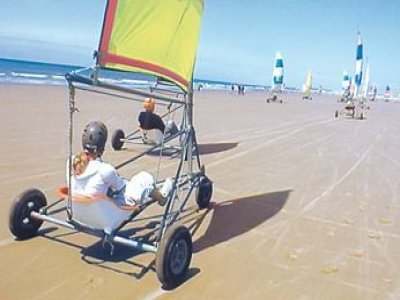 Cours char a voile a berck